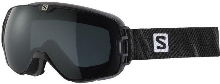 Очки горнолыжные SALOMON X-MAX Pola blk/grey+Xtra lens (14г, NS, L35522300)