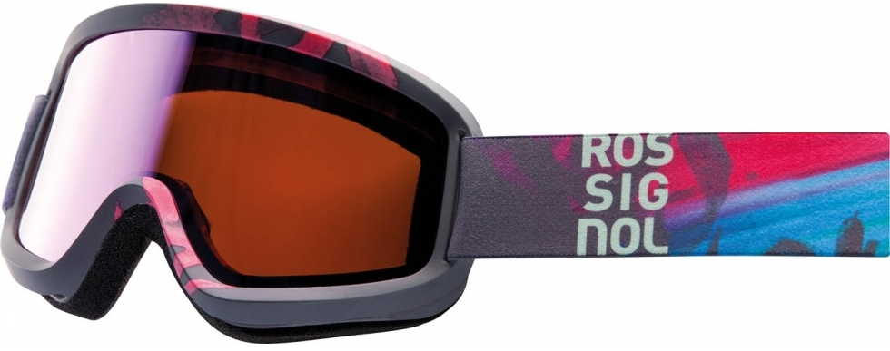 Маска горнолыжная Rossignol RG5 SNOW женская (15г, универсальная RKDG404)