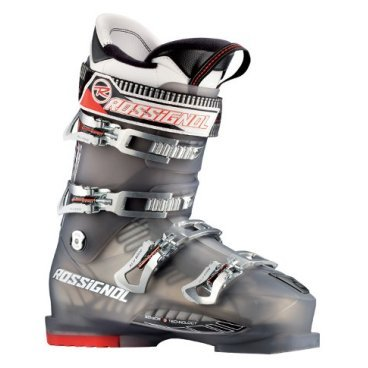 Ботинки горнолыжные ROSSIGNOL PURSUIT SENSOR3 90 BLACK TRANSPARENT (29,5 RB21090)