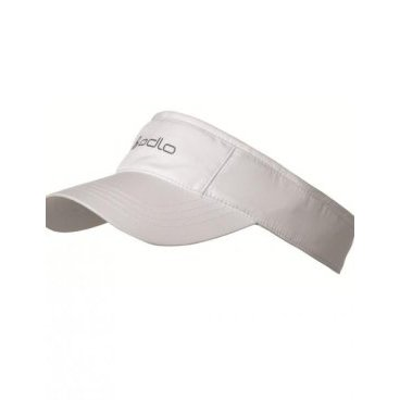 Кепка ODLO VISOR LIGHT 770 180 (14г,10000/белый)