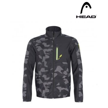 Куртка горнолыжная HEAD Race Lightning Team Jacket M Softshell (18/19, 821818)