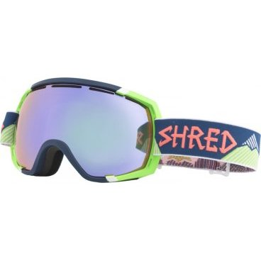 Маска горнолыжная SHRED STUPEFY NEEDMORESNOW, One Size (16/17, DGOSTUG59A)