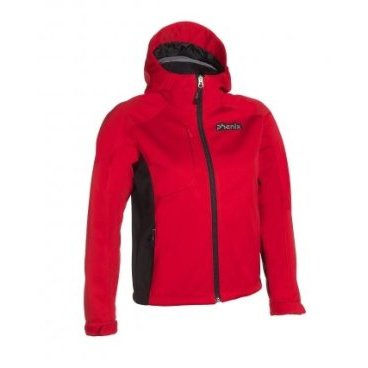 Куртка горнолыжная Phenix Essential Junior Soft Shell Jacket Red (16/17, ES6G2KT75RD)