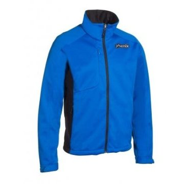 Куртка горнолыжная Phenix Essential Soft Shell Jacket Blue (16/17, ES672KT05BL)