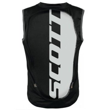 Защита Scott Vest Protector Jr Actifit-black/grey (15/16, 239667-1001)
