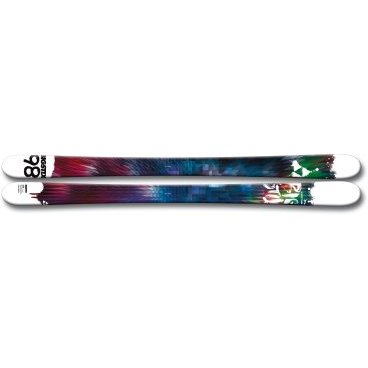 Горные лыжи с креплением FISCHER FREESKI Big Stix 98 / X13 w/o brake LD FAT 115 (176 A16212/T16212)
