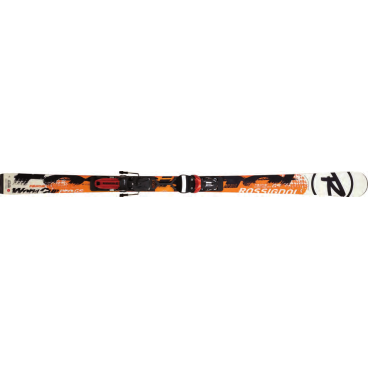Горные лыжи ROSSIGNOL RADICAL GS PRO IBOX RACING jr (12 г, 140 см RA1DW01/RC1A003)