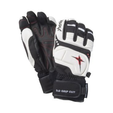 перчатки PHENIX PROLINE GLOVES (12 г, XL, бело/синий ES178GL10)