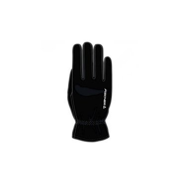 перчатки FISCHER FLEECE GLOVES NARVIK (12 г, S, black G82011)