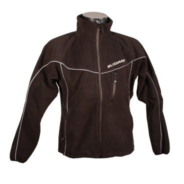 куртка мужская BLIZZARD X WIND Jacket (10 г, 164 см, black 497564)