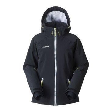 куртка горнолыжная женская PHENIX Stream Jacket (BK/38 ES282OT52)