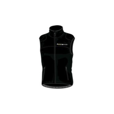 жилет детский FISCHER RACING VEST JR blk (12 г, 140 см, black G82911)
