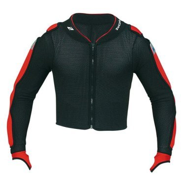 Защитный жакет ZANDONA SLALOM JACKET KID HARD (11 г, UNIQUE 5000K)
