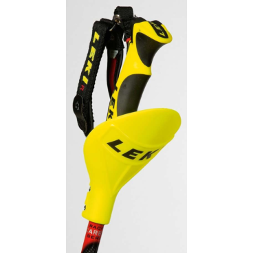 Гарды Leki Gate guard short Neonyel (14г 864800012)