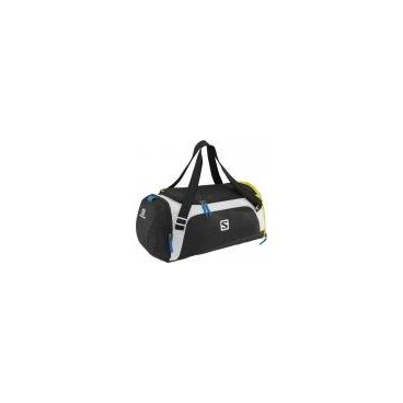 Сумка SPORTS BAG S BLACK/Yellow/WHITE  (14г, 40л, L35220600)