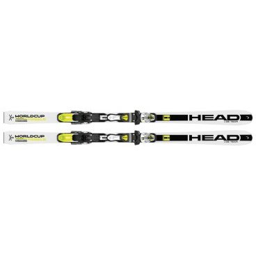 Горные лыжи HEAD WC Rebels GS Team SW JRP RDX  White (15г, 123 см 314 014)