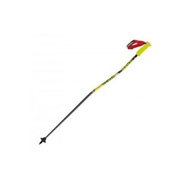 Палки горнолыжные GABEL RACE /F - 56 GS (жел.) (12 г, 130 см, Black/Red/Yellow, G018F5613)
