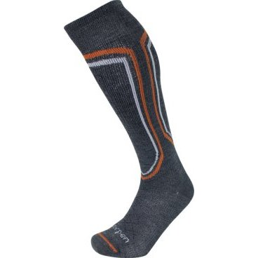 Носки LORPEN SMLM Men s Merino Ski Light (14 г, charcoal, L 10105281)