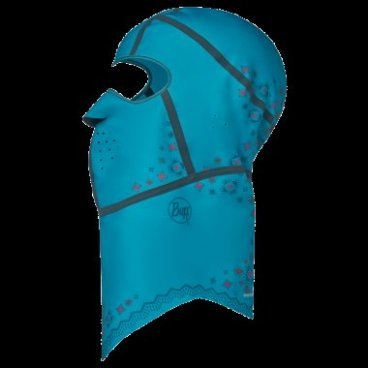 Балаклава BUFF WINDPROOF BALACLAVA SEN  BLUE M/L (16/17 г, 113356.707.25.00)