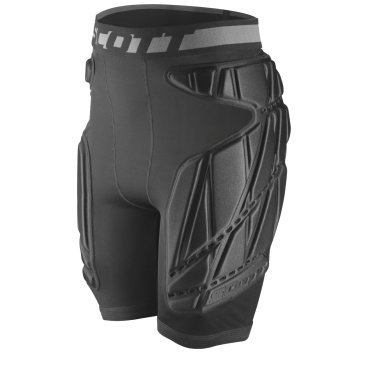 Шорты защитные SCOTT Shorts Soft Protector black (17г, 244216-0001)
