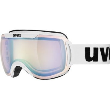 Очки горнолыжные UVEX downhill 2000 VLM Adult ski mask  white (17г., р.UNI, 0108-1023)