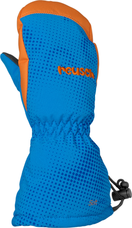Рукавицы Reusch Maxi R-TEX® XT Mitten детские brilliant blue / spisy orange (16/17г, 4585515)
