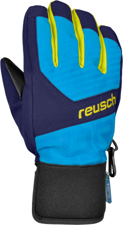 Перчатки Reusch Torbenius R-TEX® XT Jr Dresden blue / navy (16/17г, 4361210)