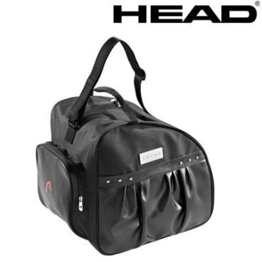 сумка для ботинок HEAD Womens Boot Bag , 37 литров black/red (15/16г, 383 833)