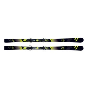Горные лыжи FISCHER RC4 Worldcup GS jr. CURV Booster  jr (17/18, A10217)