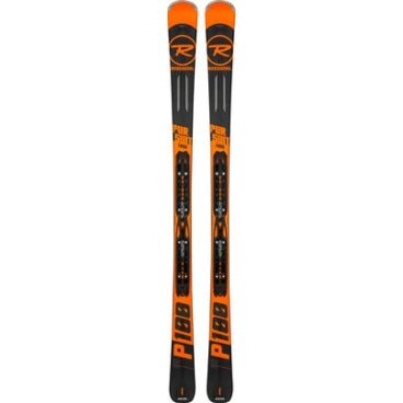Горные лыжи с креплениями ROSSIGNOL PURSUIT 100 + XPRESS 10 B83 BLACK/WHITE, 163 (17/18, RRG02BK+FCFD011)