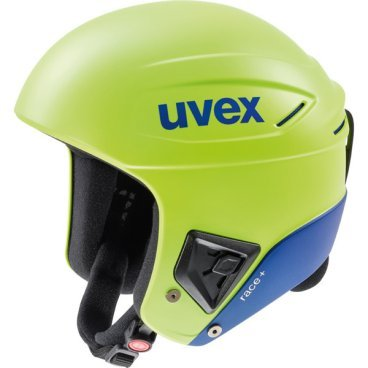 Шлем горнолыжный UVEX race Adult helmet lime (17/18, 6172 lime)