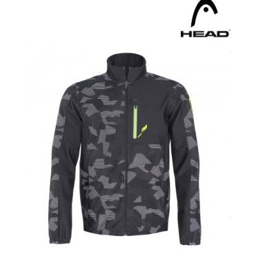 Куртка юниорская HEAD Race Lightning Team Jacket JR Softshell (18/19, 826708)