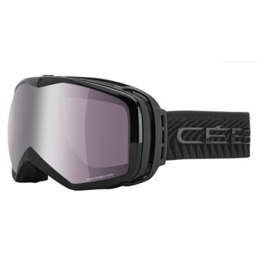 Маска горнолыжная CEBE PEAK FULL BLACK, One Size (17/18, CBG1)
