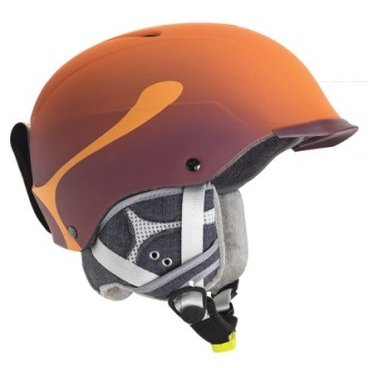 Шлем горнолыжный CEBE CONTEST VISOR PRO ORANGE (17/18, CBH91)