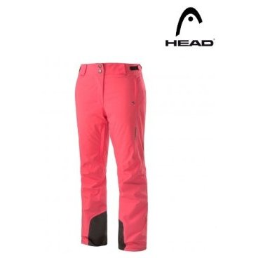 Брюки женские HEAD 2L INSULATED Women Fuchsia (17/18, 824257FU)