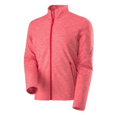 Кофта HEAD SYST-L FLEECE FZ Jacket Men, красный (17/18, 821427RD)