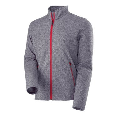 Кофта HEAD SYST-L FLEECE FZ Jacket Men, синий (17/18, 821427NV)
