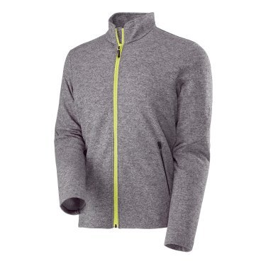 Кофта HEAD SYST-L FLEECE FZ Jacket Men, черный (17/18, 821427BK)