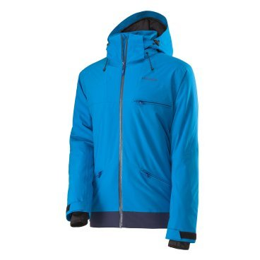 Куртка горнолыжная HEAD 2L INSULATED Men Lagoon/navy (17/18, 821217LONV)