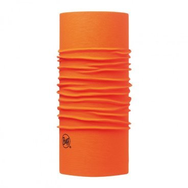 Бандана BUFF ORIGINAL, SOLID ORANGE FLUOR (16/17, 111301.00)