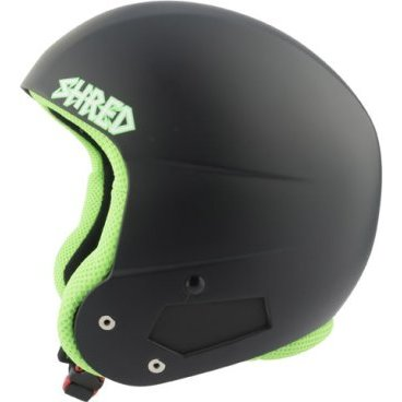 Шлем горнолыжный SHRED BRAIN BUCKET DON Black (16/17, DHEBBKD11)