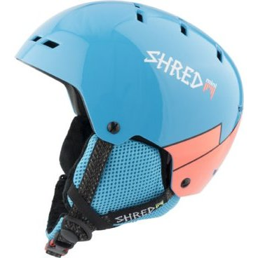 Шлем горнолыжный SHRED BUMPER MINI WARM WEE BLUE/RUST (16/17, DHEBUMG34)
