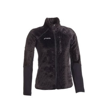 Джемпер женский Phenix Moonlight Middle Jacket, BK (14/15, ES482KT50)
