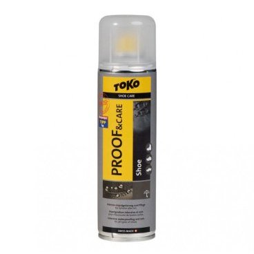 Пропитка TOKO Shoe Care Shoe Proof & Care 250ml INT (13/14, 5582424)