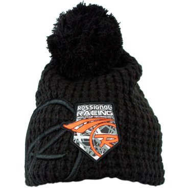 Шапка Rossignol WORLD CUP POMPOM, BLACK (13/14, RL3MH11)