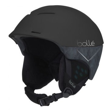 Шлем горнолыжный Bolle SYNERGY MATTE BLACK FOREST (18/19, 31758)