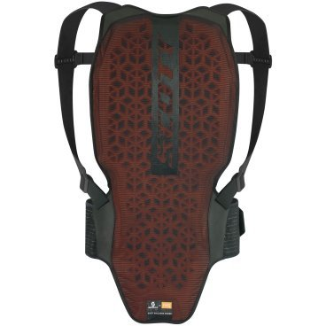 Защита спины Scott AirFlex Back Protector black (19/20, 271918-0001)